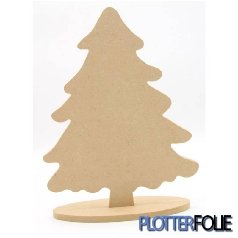 MDF Kerstboom staand