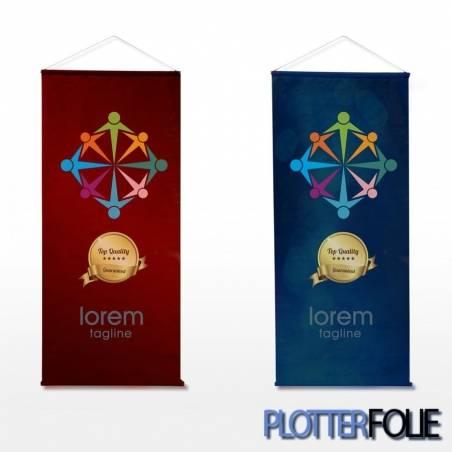 Sublimatie Banner