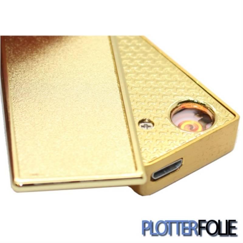 Sublimatie oplaadbare USB aansteker giftbox