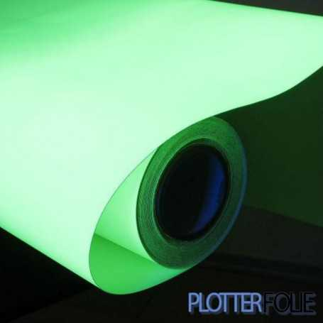 Glow in the dark vinyl 30x50cm