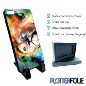 SubliGlass cover Iphone 7/8...
