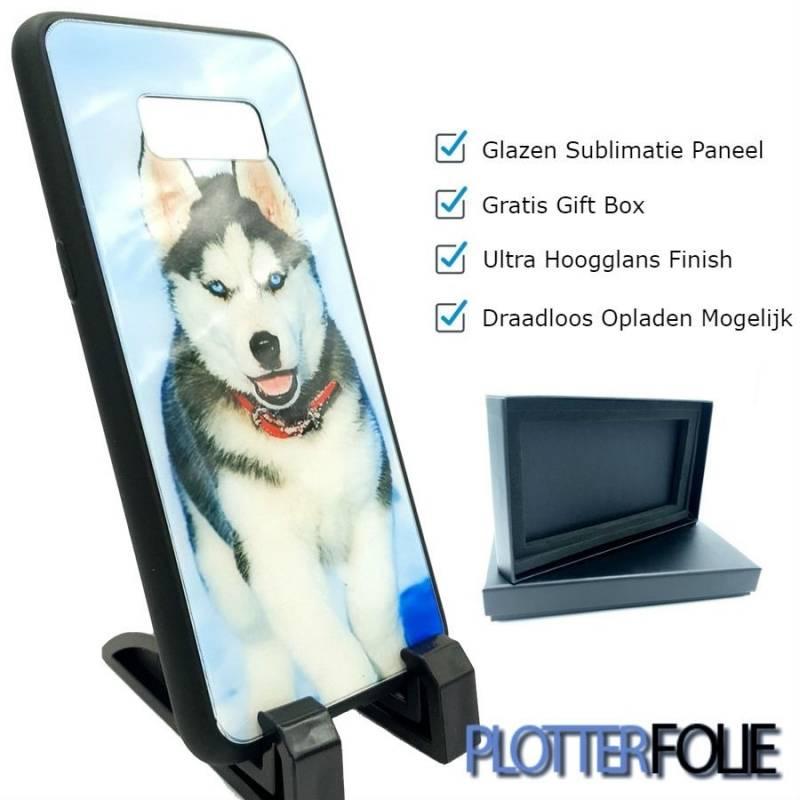 SubliGlass cover Samsung S8