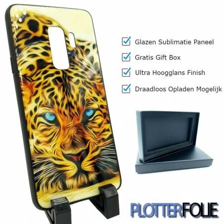 SubliGlass cover Samsung S9 Plus