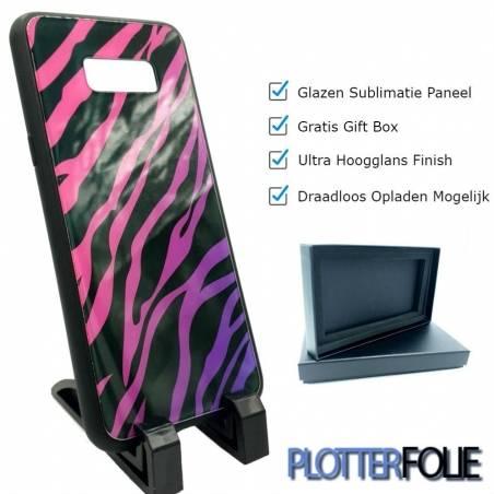 SubliGlass cover Samsung S8 Plus