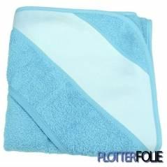 Sublimatie Baby Handdoek 75x75cm Blauw