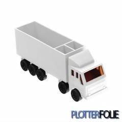 Pennenbox vrachtwagen