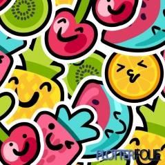 ColorPrint Flex Tropisch Fruit