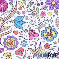 ColorPrint Flex Vrolijke Bloemen