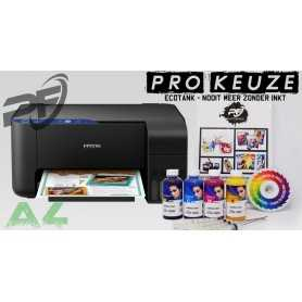 ET2711 Sublimatieprinter A4 met Ecotank