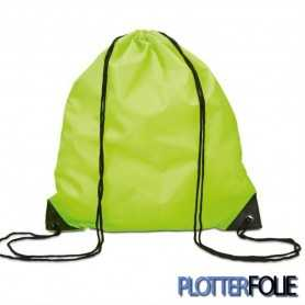 Polyester Rugzak Lime