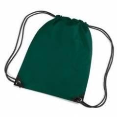 Polyester Rugzak Donker Groen