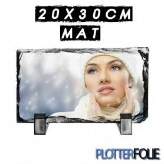 XXL Sublimatie Foto-leisteen 30x20cm Mat