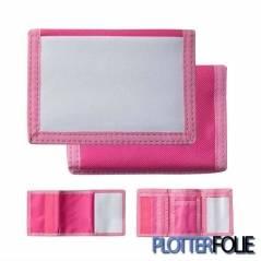 Sublimatie portemonnee roze