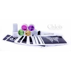 Chloïs Glittertattooset Petticoat