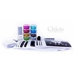 Chloïs Glittertattooset Glim It