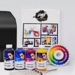A4 Sublimatie Pakket DIY ET2600-2650