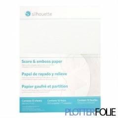 Embossing Papier (21,5cm x 27,9cm)