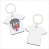 Sleutelhanger MDF voetbal shirt
