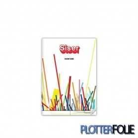 Kleurkaart Siser
