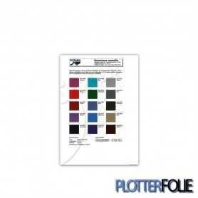Kleurkaart Pearl Glitter Vinyl