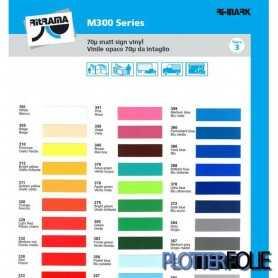 Kleurkaart Ritrama Mat