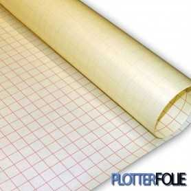 Applicatie tape met drager per meter