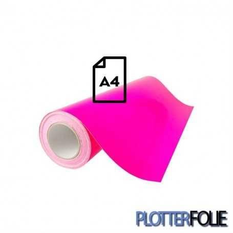 Ritrama Fluor Vinyl Roze (A4)