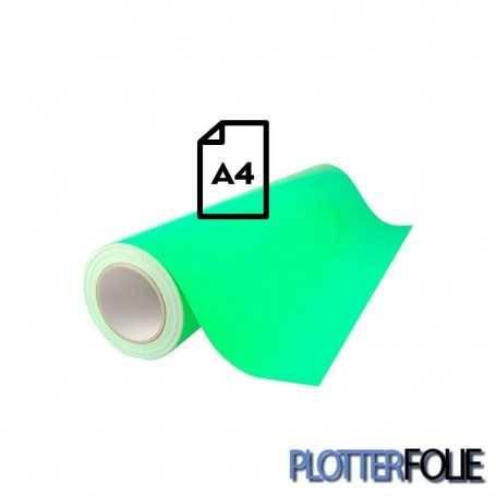 Ritrama Fluor Vinyl Groen(A4)