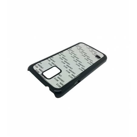 Hoesje Samsung S5 zwart