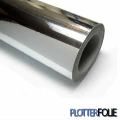 Metallic Vinyl Zilver 30x50cm